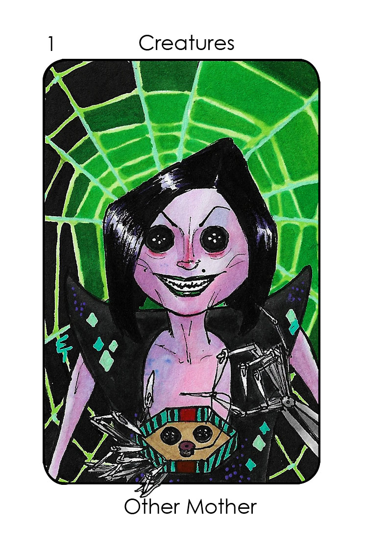 Nightmares-1_Other Mother (Coraline)_Colour 1