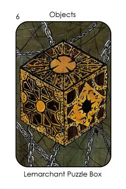 Objects-6b_Puzzle box (Hellraiser)_Colour 3