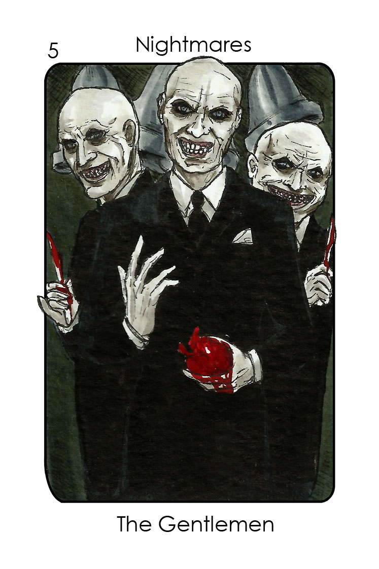 Nightmares-5_The Gentlemen (Buffy the vampire slayer)_Colour 2