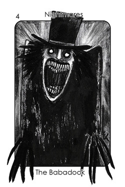Nightmares-4_The Babadook (The Babadook)_B&W 3