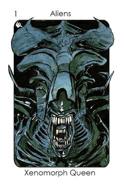 Xenomorph Queen (Aliens)