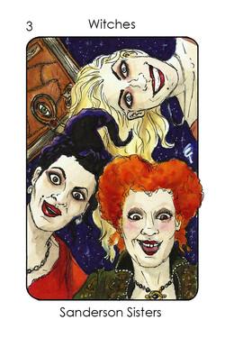 Sanderson sisters (Hocus Pocus)