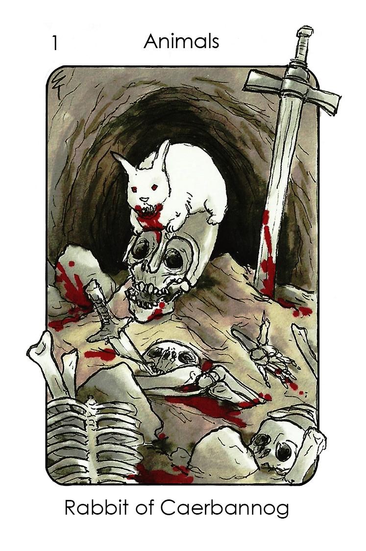 Rabbit of Caerbannog (Monty Python and the Holy Grail)