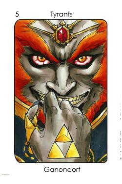 Ganongdorf (Legend of Zelda)