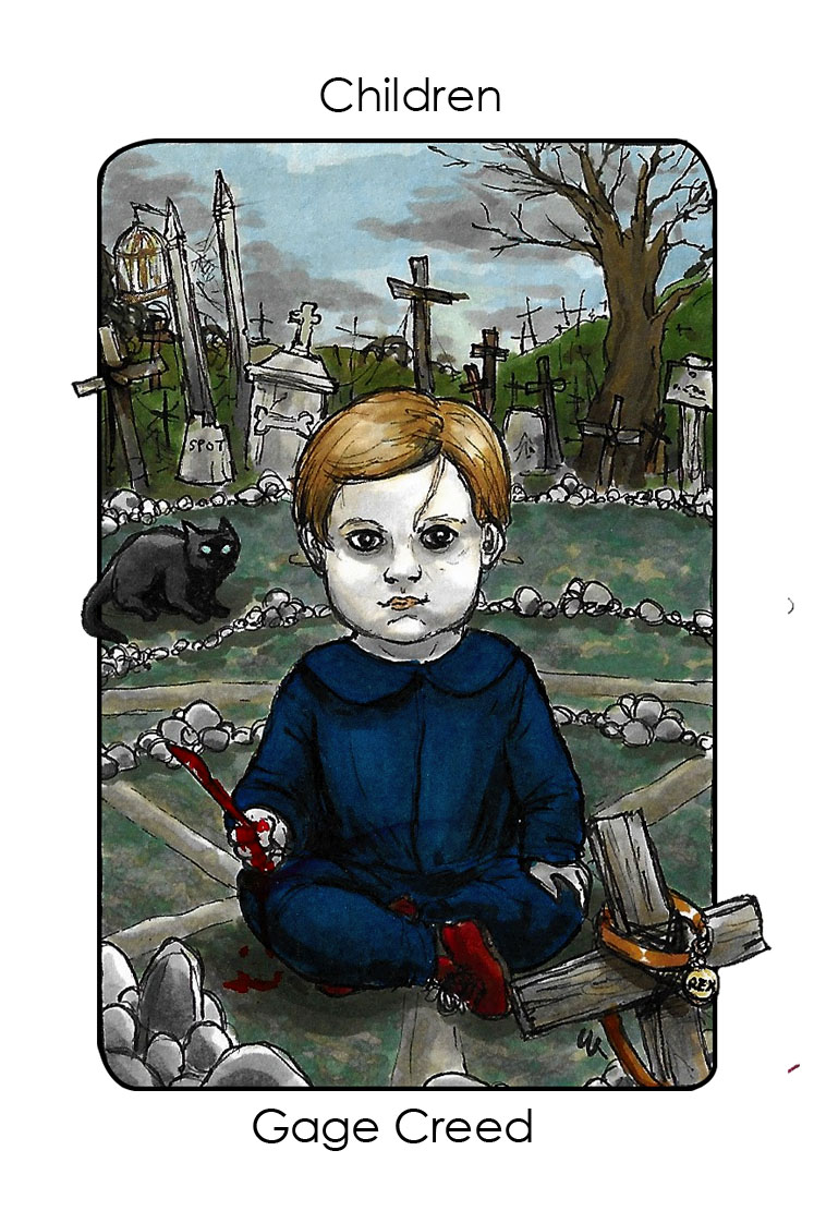 Children-_Gage Creed (Pet sematary)_Colour 3