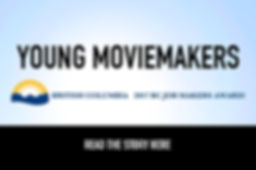 Young Moviemakers wins the 2017 BC Job Makers Award