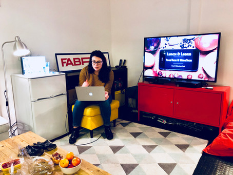 //Lunch & Learn// FoodTech & WineTech en France, un lunch & learn animé par Alexandra Pe