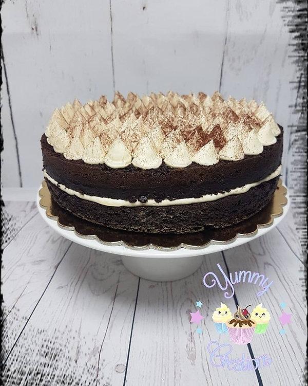 Chocoalte Guinness cake