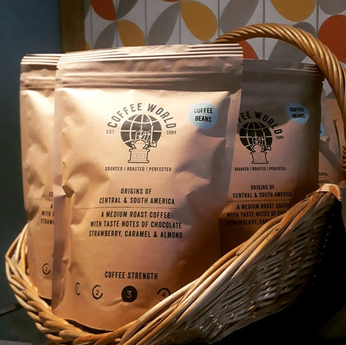 Mocha Italia Coffee Beans - £4.75