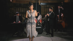 Safia and the Speak EZ wedding band