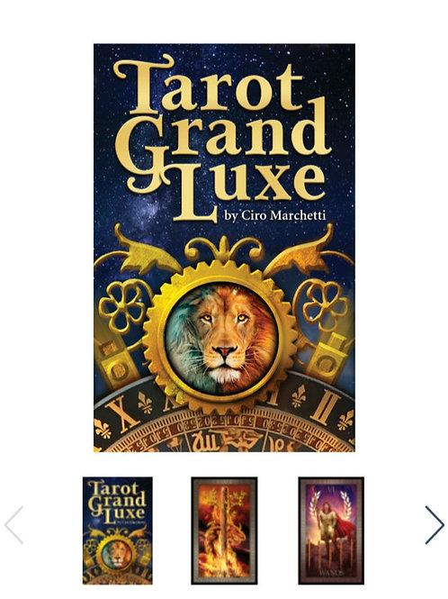 Grande Luxe Tarot by Ciro Marchetti