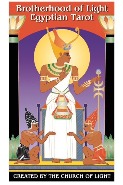 Brotherhood of Light Eqyptian Tarot