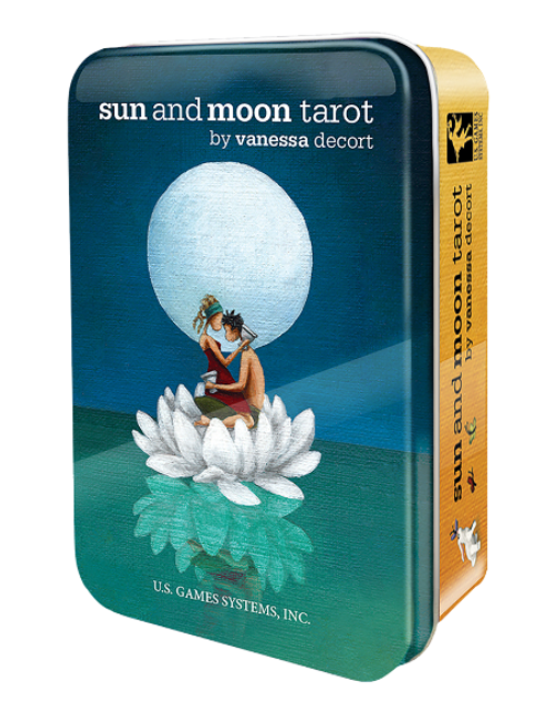 Sun and Moon in a Tin