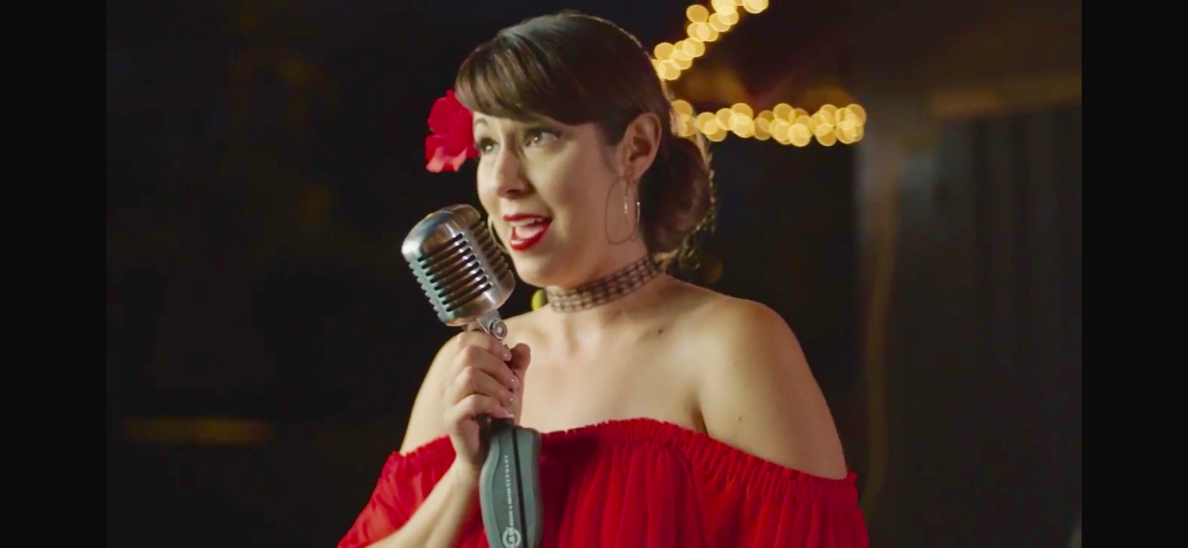 Female singer Safia Valines