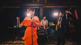 Safia and the Speak EZ Wedding band