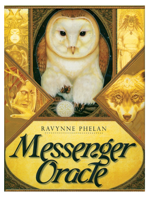 Messanger Oracle Cards