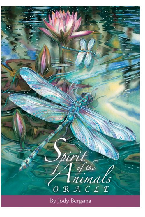 Spirit Of The Animal Oracle