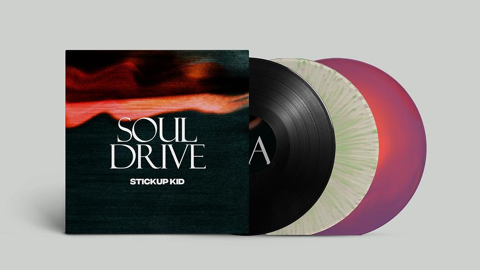 Soul Drive Triple LP Collection