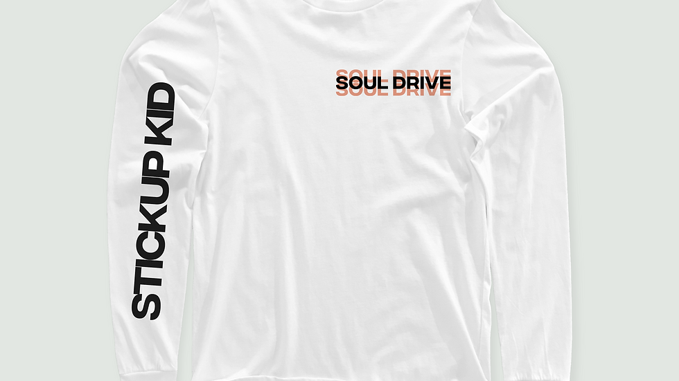 Soul Drive Longsleeve
