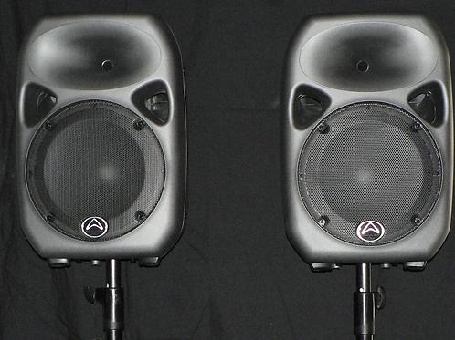 300W Wharfedale Sound System