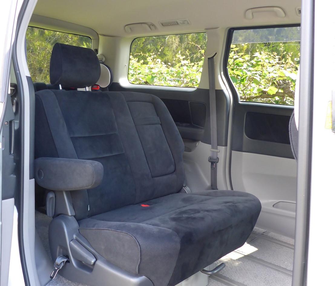 Toyota Alphard Tauranga Transfer Service