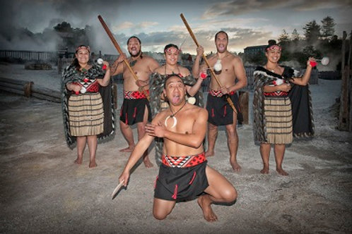 Rotorua Cultural & Rejuvenation Tour