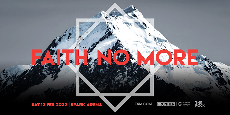 Faith No More - 12th February 2022