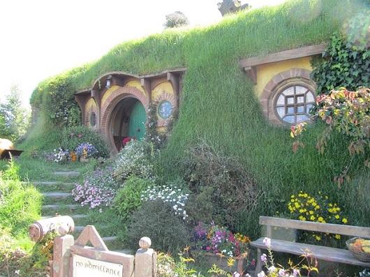Hobbiton Dwelling