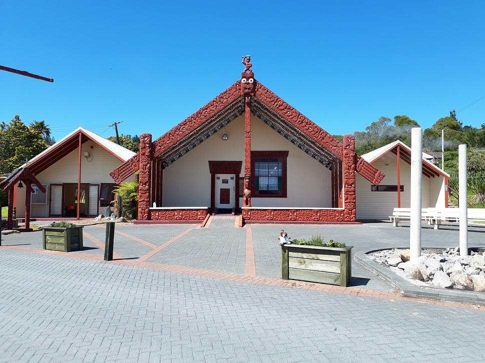 Whakarewarewa Meeting House