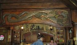 The Green Dragon Inn - Hobbiton