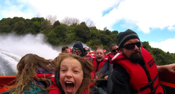Jet Boat Waikato River