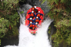 Falls Rafting