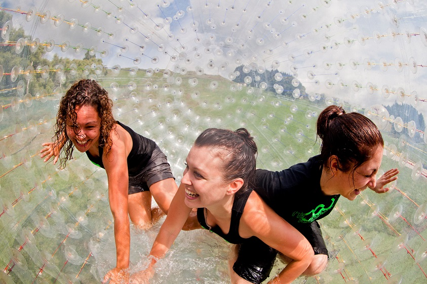 OGO Rotorua Wet Run