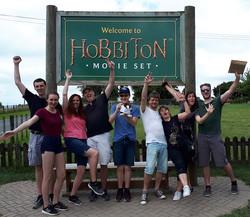 Hobbiton Tour Group 2019