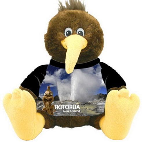 Kiwi with Rotorua T-Shirt