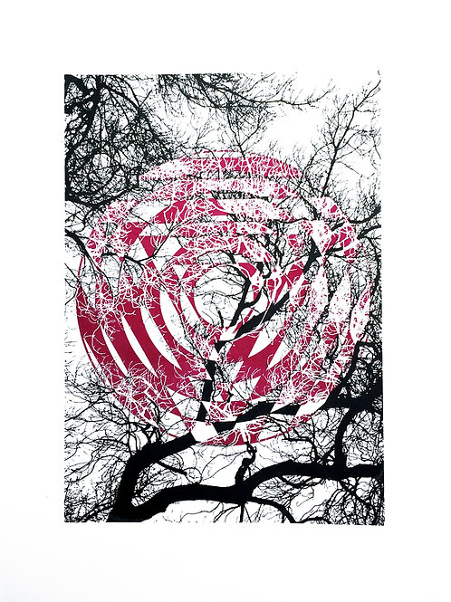'Arboreal' Screenprint (+More Colours Available)
