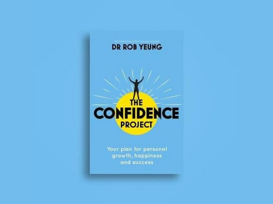 The Confidence Project - Dr Rob Yeung