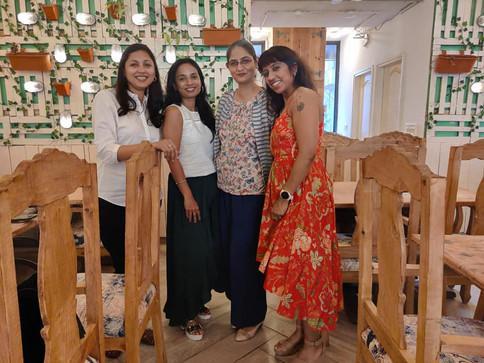 School Women Entrepreneur Meet-Up