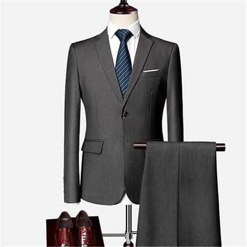 POLY WOOL SUIT