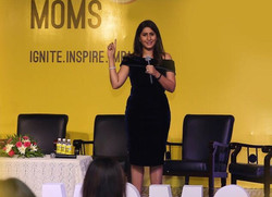 Panelist at Inspired Moms