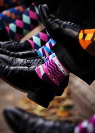 Happy Socks at Studio Bas