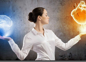 INTUITION vs. FEAR: How to tell the difference