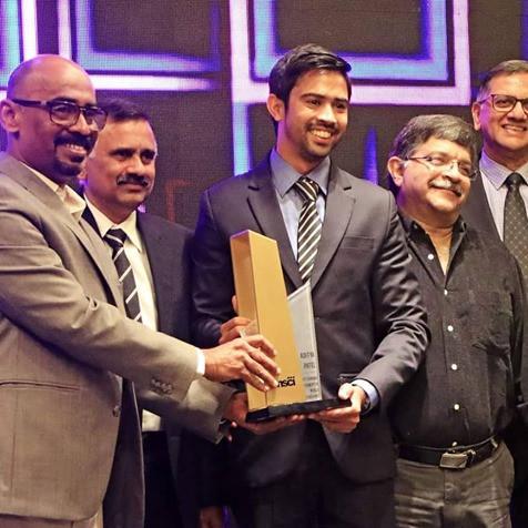 AUDI Award winners in BAS