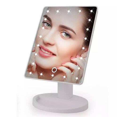 22 LED Light Makeup Mirror