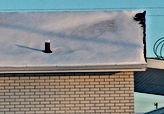 event toiture gelée