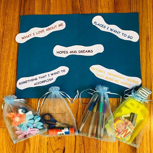 Kids Vision Board Kit