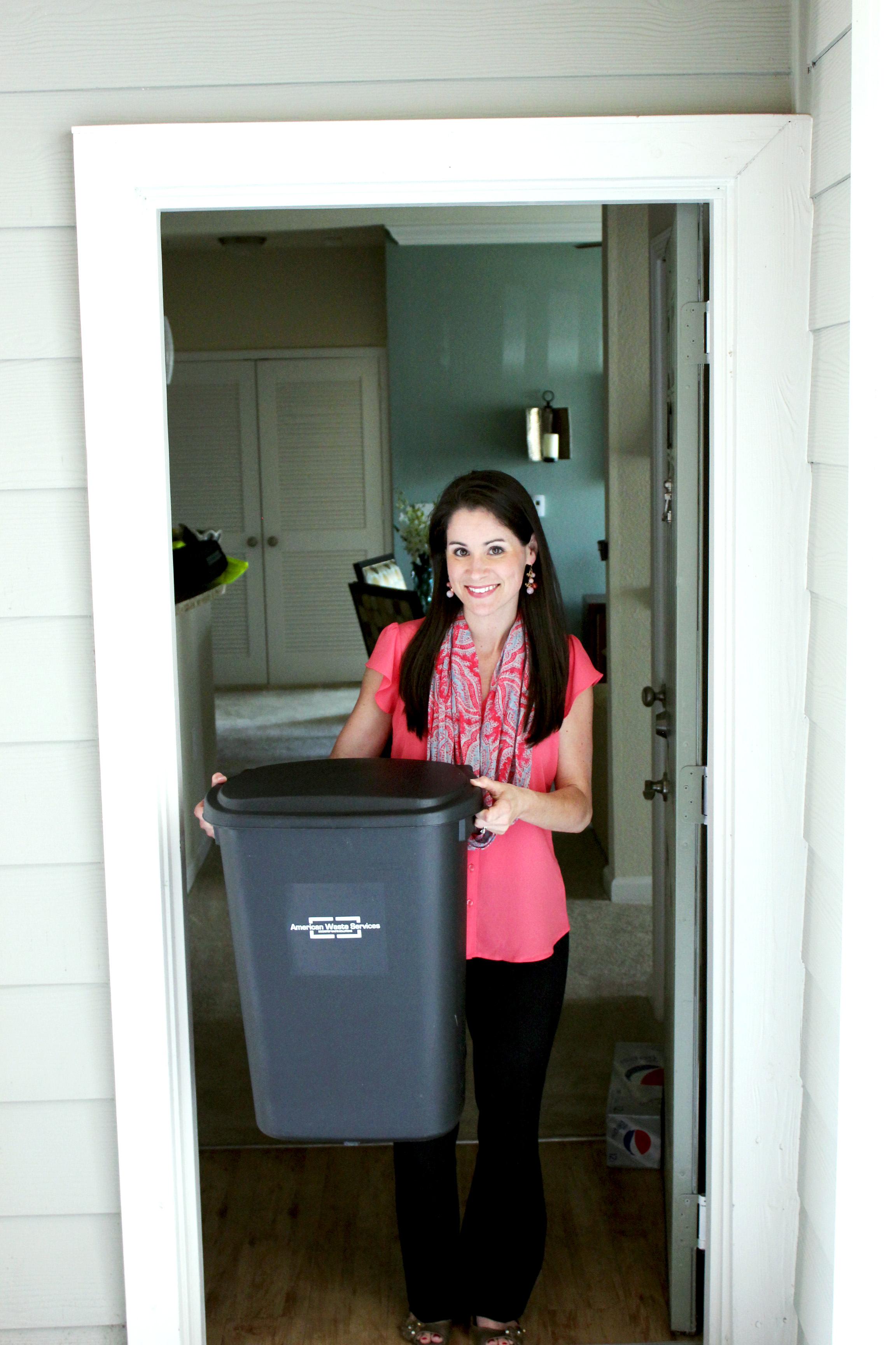 Doorstep Trash Removal Service