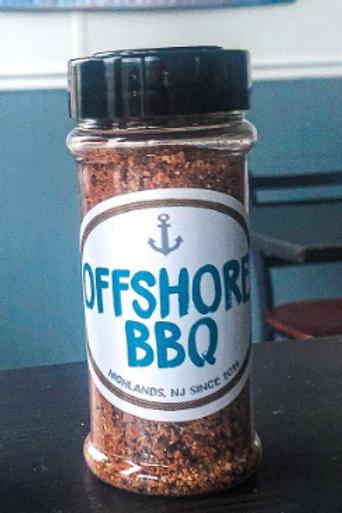 Offshore BBQ All Purpose Dry Rub