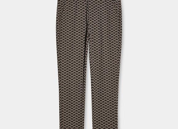 Pantalone chino a vita alta di Liu-Jo