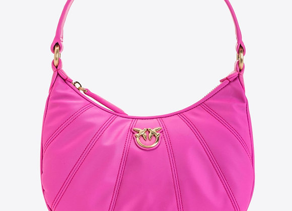 Pinko - Mini Love Bag half moon